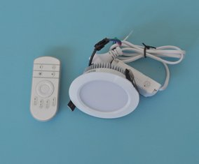 4 x 16W 180 degrees Remote control LED Downlight Kit-White